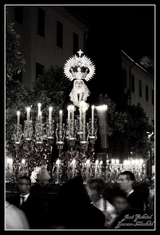 Hermandad Universitaria(Parte 2)-Semana Santa 2011 (1/6)