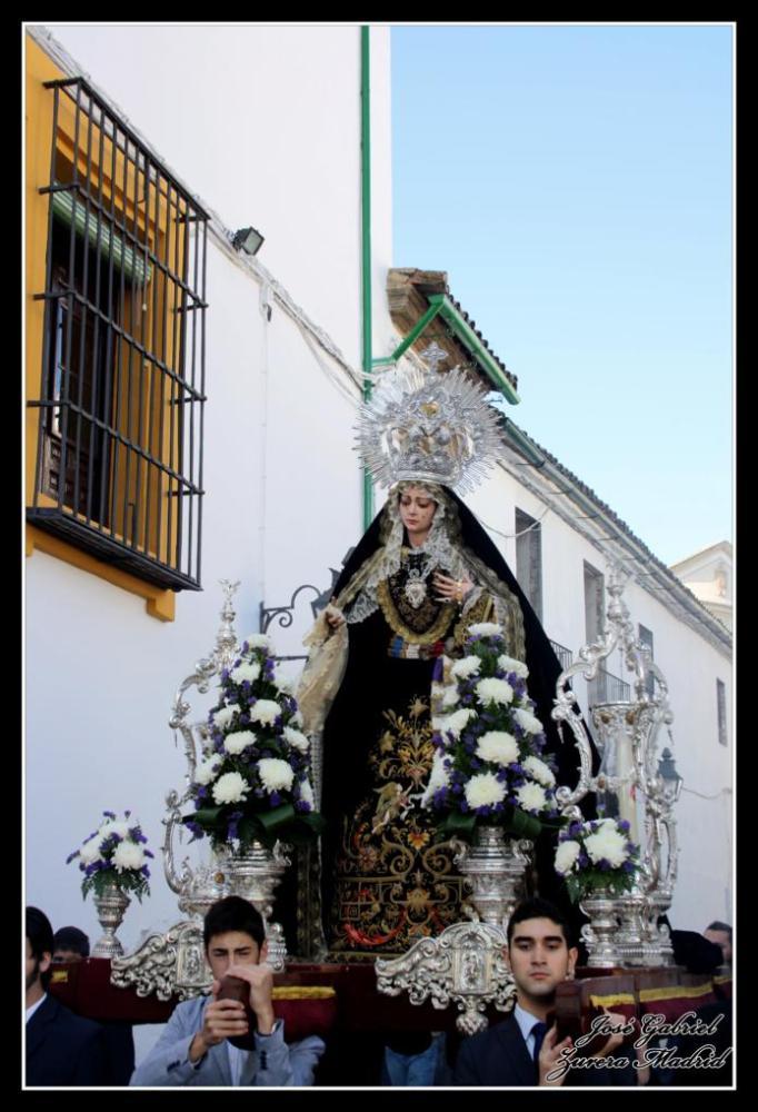 Rosario de la aurora de la Reina de los Ángeles (2/6)