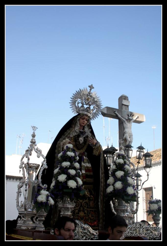 Rosario de la aurora de la Reina de los Ángeles (3/6)