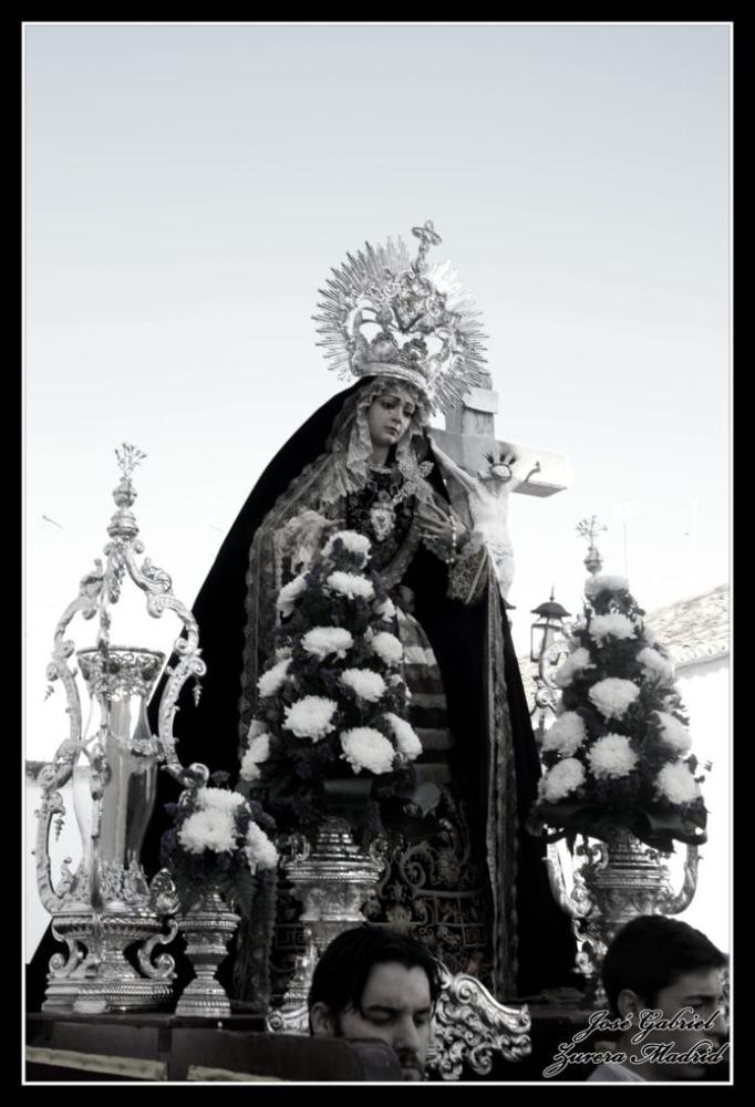 Rosario de la aurora de la Reina de los Ángeles (4/6)